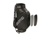 Bang Staff Bag Black 9.5""