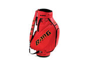 Bang Staff Bag Red 9.5""