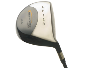 Alpha Response Offset Driver 460 Head